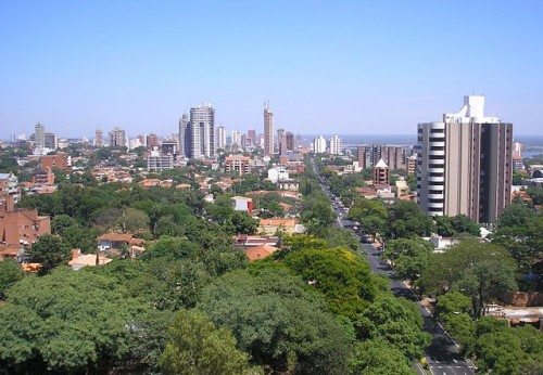 Capital of Paraguay