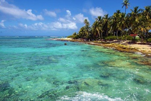 San Andres -- an island part of Colombia