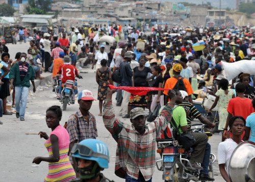 Haiti EscombrosBelAir7