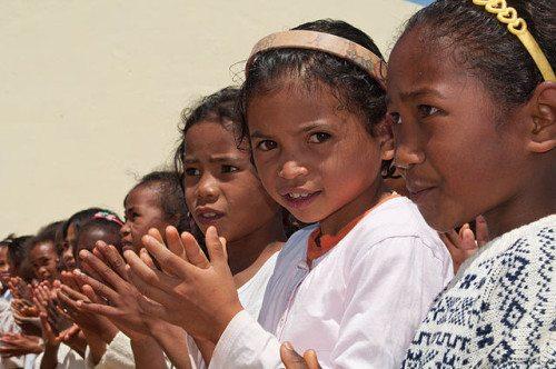 Racial diversity in Madagascar