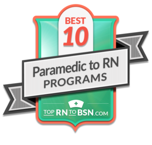 10 Best Online Paramedic To Rn Programs For 2020 Top Rn To Bsn