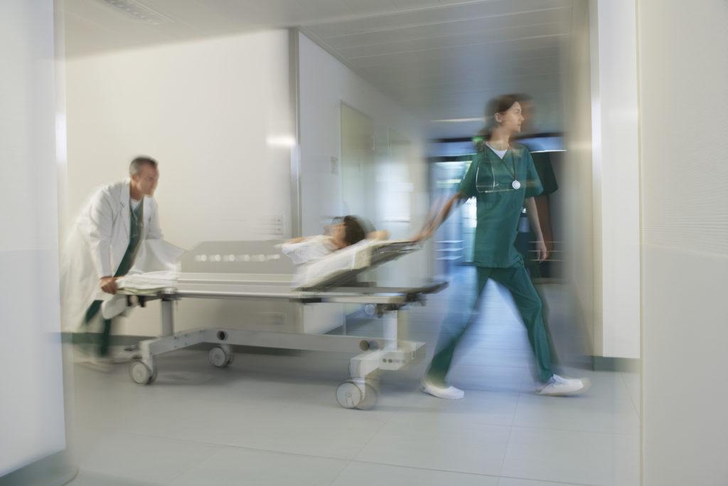 Certified Critical-Care Registered Nurse
